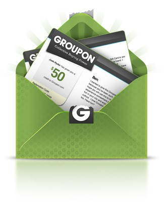 GrouponEnvelope